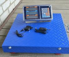 Весы платформенные электронные торговые 300 кг  WIFI (42*52)