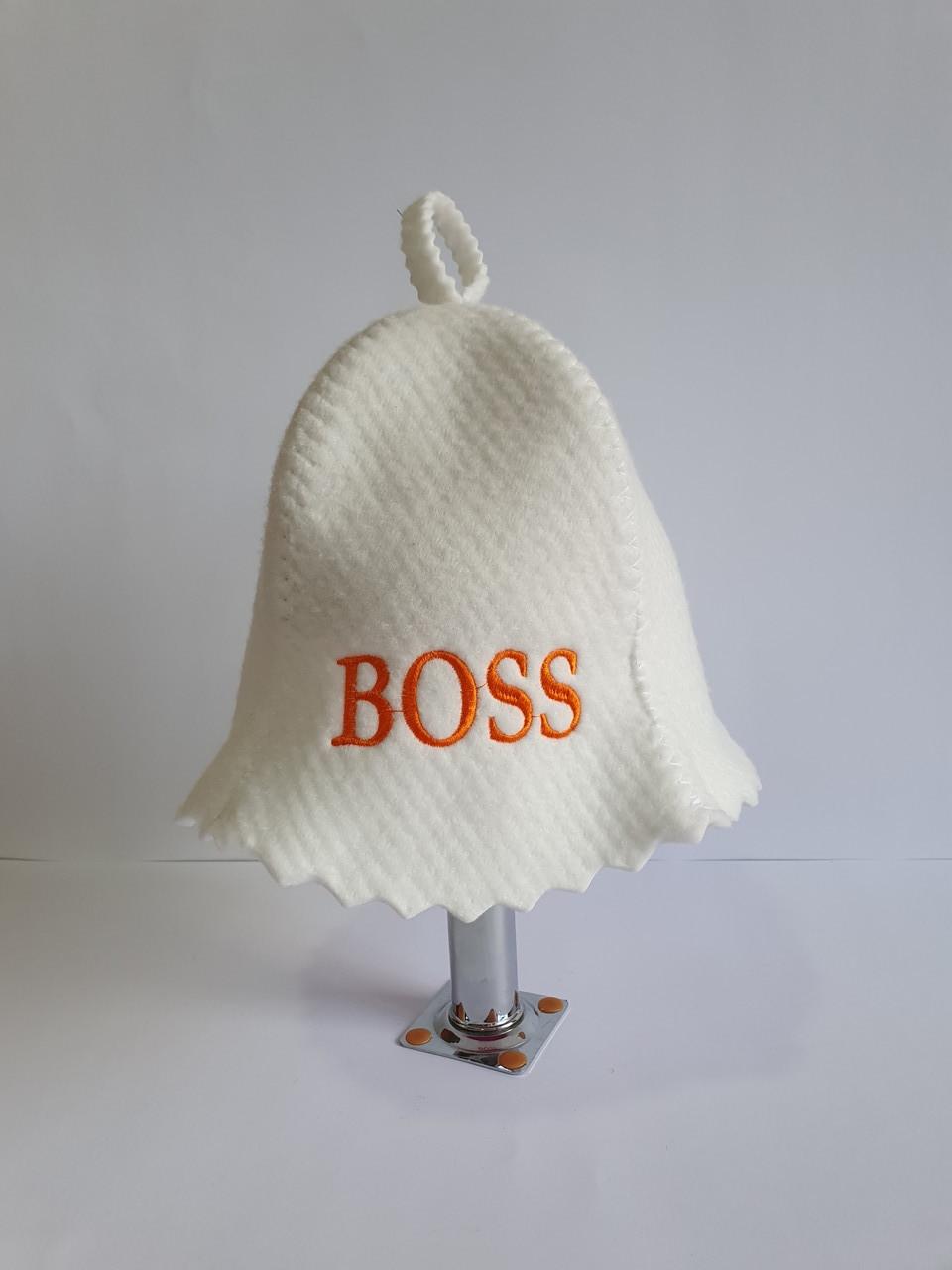 Шапка банна BOSS