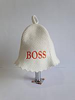 Шапка банна BOSS, фото 1