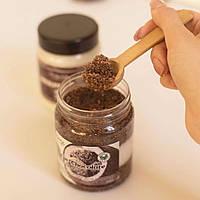 Скраб для лица и тела на основе кокосового масла Шоколад&Кокос