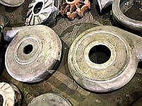Литье черных металлов сталь/чугун, фото 8