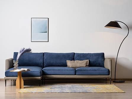 Угловой диван Монтана, для офиса, в салон, стиль лофт, фото 2