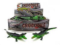 """Крокодил Гонконг H9708W резин. 7,5"""" с пищалкой 2в. 36шт. в кор. /цена за штуку/"""
