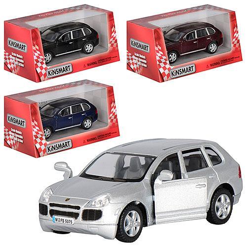 """Машина метал. """"Kinsmart"""" KT5075W """"Porsche Cayenne Turbo"""""""