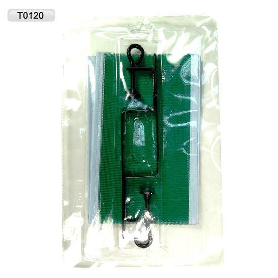 Тенісна сітка T0120 з кріпленням, під слюдою 25*15см
