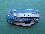 Нержавеющий складной нож с алюминиевой ручкой, фото 8