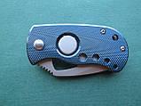 Нержавеющий складной нож с алюминиевой ручкой, фото 7