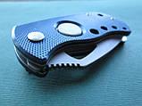 Нержавеющий складной нож с алюминиевой ручкой, фото 10