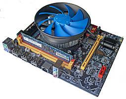 Комплект X79-2.72A + Xeon E5-2643 + 8 GB RAM + Кулер, LGA 2011