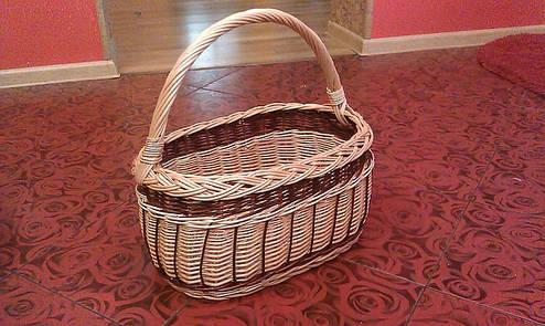 Корзины плетеные из лозы Арт.002, фото 2