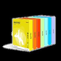 Папір кольоровий, А4, 80 г/м2, 500арк., Maestro Color