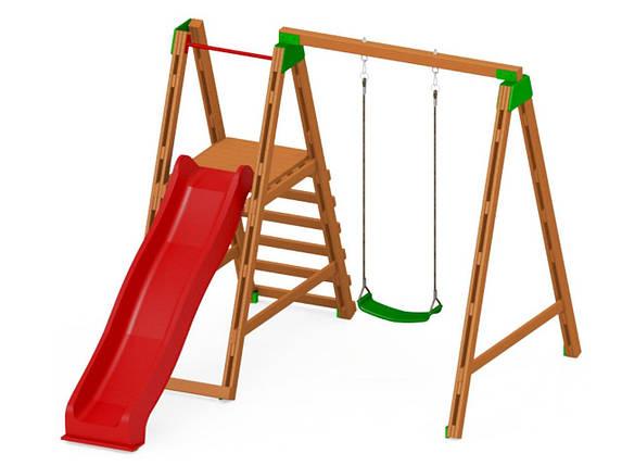 Детский игровой комплекс для дома KD07, фото 2
