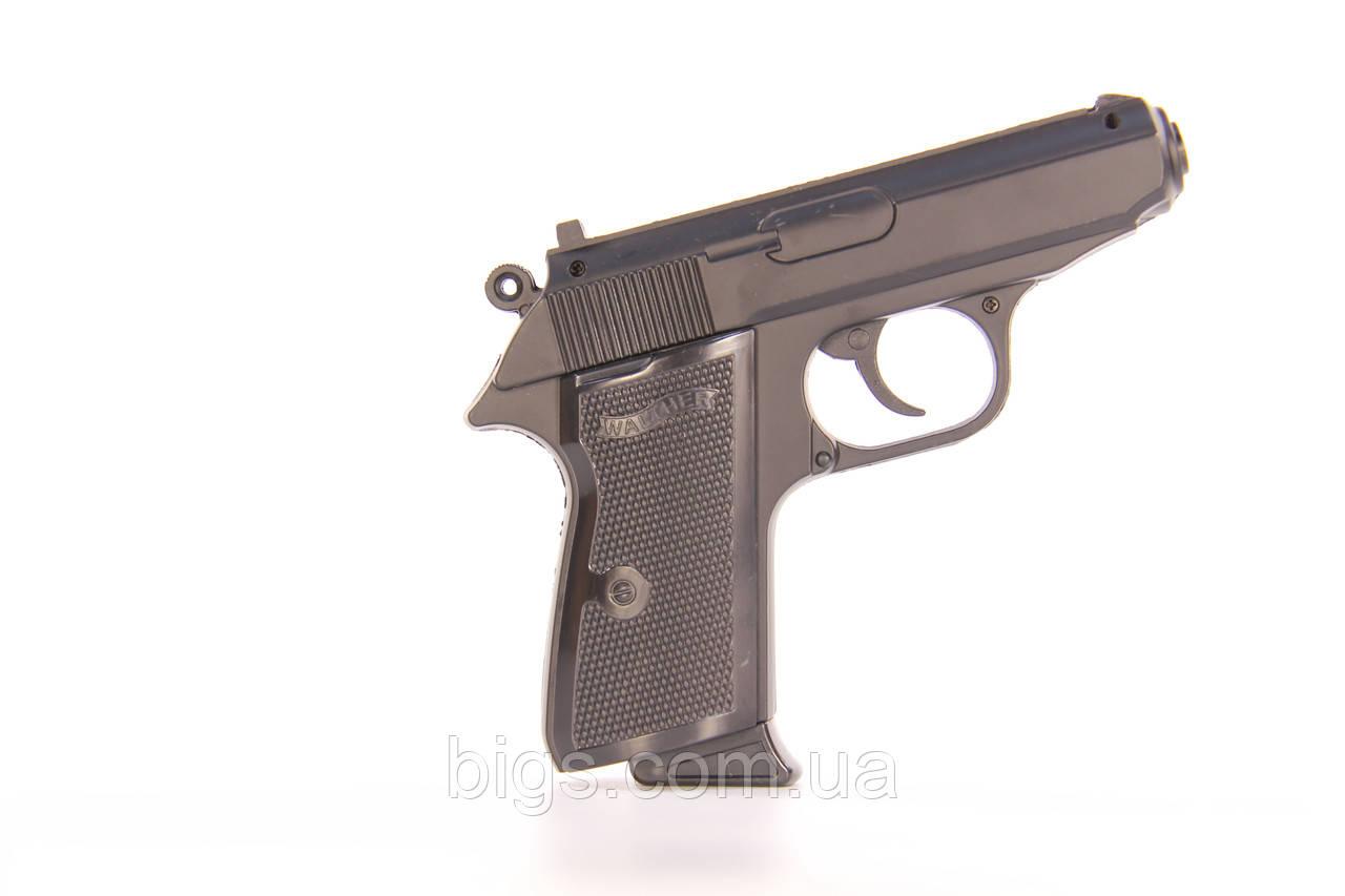 Зажигалка пистолет Whalther
