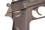 Зажигалка пистолет Whalther, фото 6