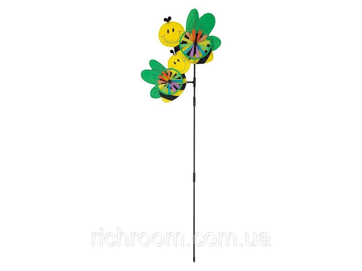 Садовый ветрячок Пчелки Melinera 128 см