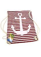 Пляжна сумка - рюкзак LIDL Leuchtturm 44 х 33 см