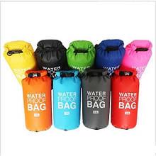 Водонепроницаемая сумка-рюкзак Waterproof Bag (Ocean Pack) 10L
