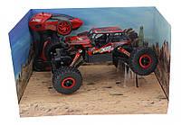 Машина на радиоуправлении Монстр-трак Rock Crawler 0980 Красный