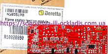 Плата розжига и контроля пламени (ф.у, EU) котлов газовых Beretta CIAO N, Smart, арт. R10028890, к.з. 0370/1