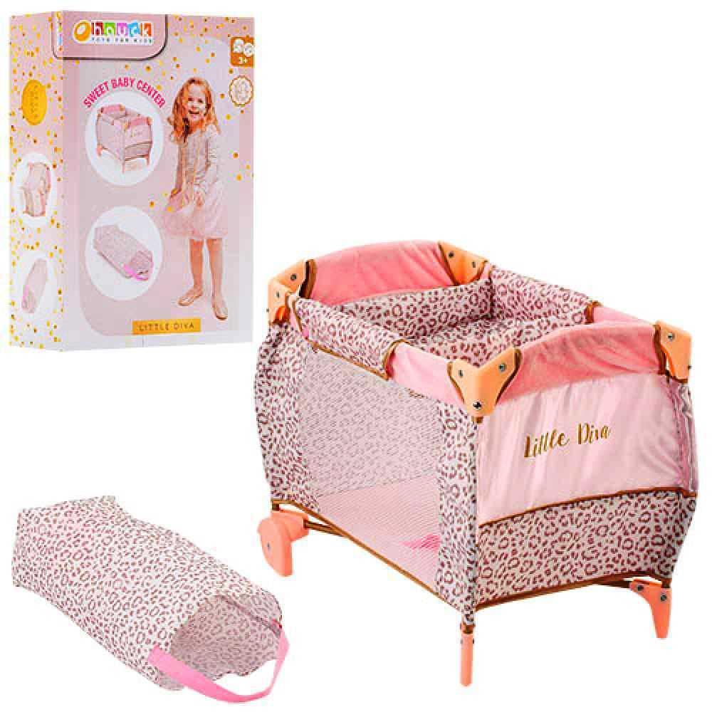 Кровать манеж 90186 для куклы
