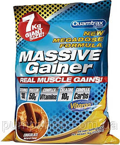 Гейнер Quamtrax Nutrition Massive Gainer 3700 г