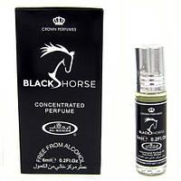 Універсальний свіжий аромат Black Horse Блек Хорс Al Rehab, фото 1