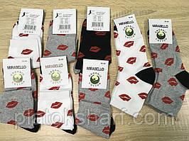Шкарпетки Унісекс бавовняні, дитячі шкарпетки «Стрейч Україна»