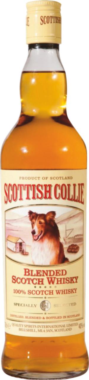 Віскі Scottish Collie 0.5 л 40%