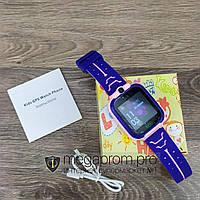 Детские смарт часы Smart Baby Watch TD07 розовые умные для детей девочек ребенка наручные с gps сим картой