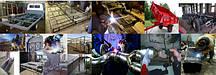 Сварочные работы (грузовиков, авто, выхлопных труб и.т.д) аргон, алюминий