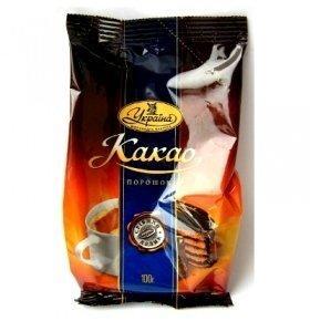 Какао-порошок Серебряный ярлык 100 грамм