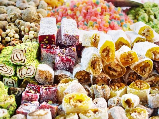 восточные сладости ассортимент