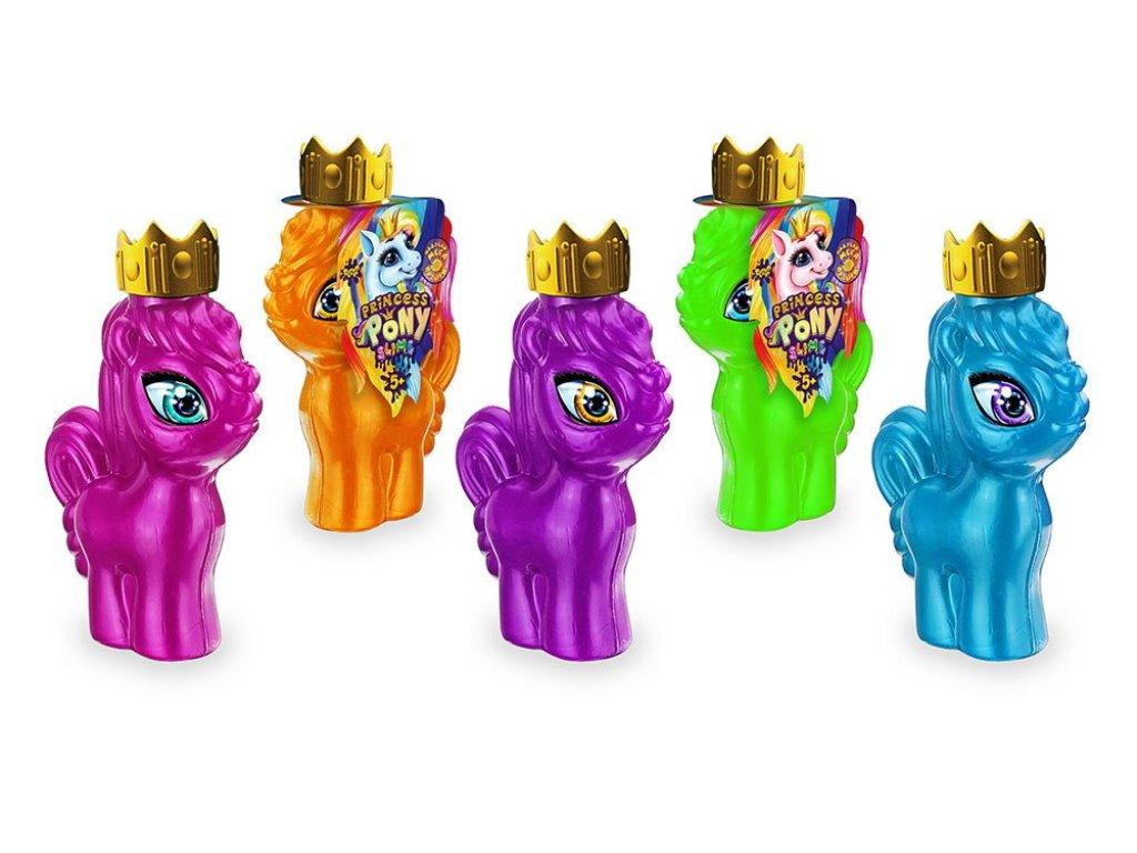 "Лизун-слайм ""Princess Pony Slime"" PPS-01-01, рус. 18 шт в коробке"
