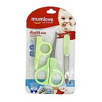Гигиенический набор Mumlove (зелёный)