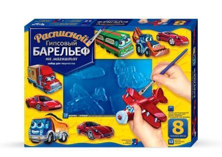 """Набір для творчості """"Барельєф"""" великий РДБ-01,02,03,04...07,08"""