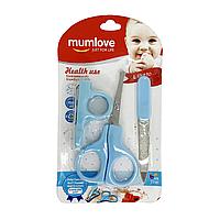 Гигиенический набор Mumlove (голубой)