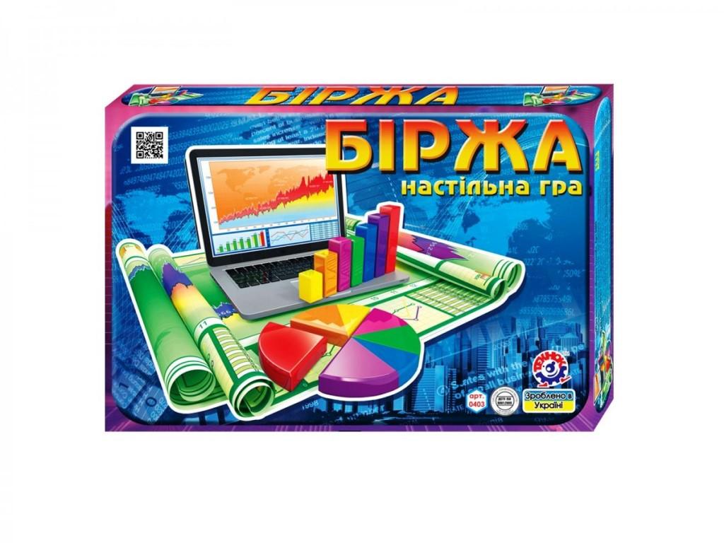 """Настольная игра """"Биржа"""" (0403)"""