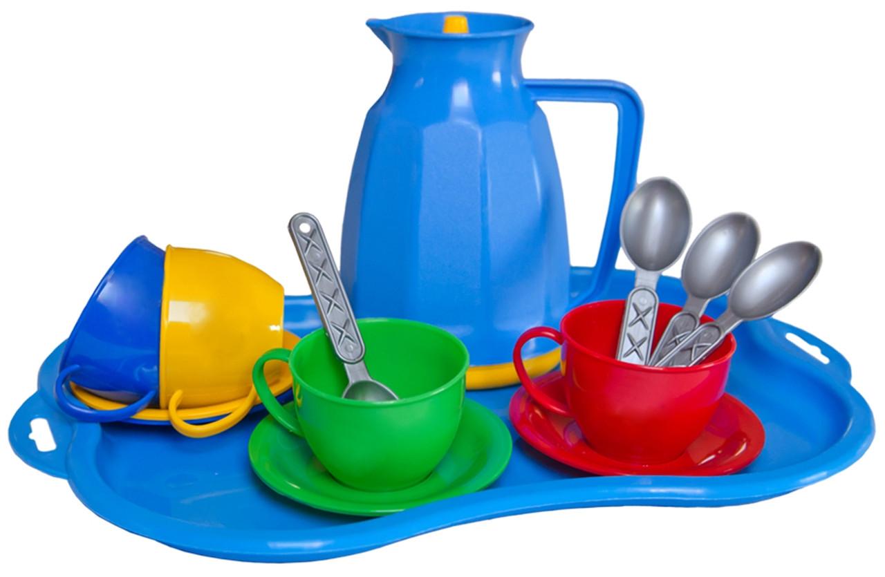 Набор посуды Маринка 9 (1295)