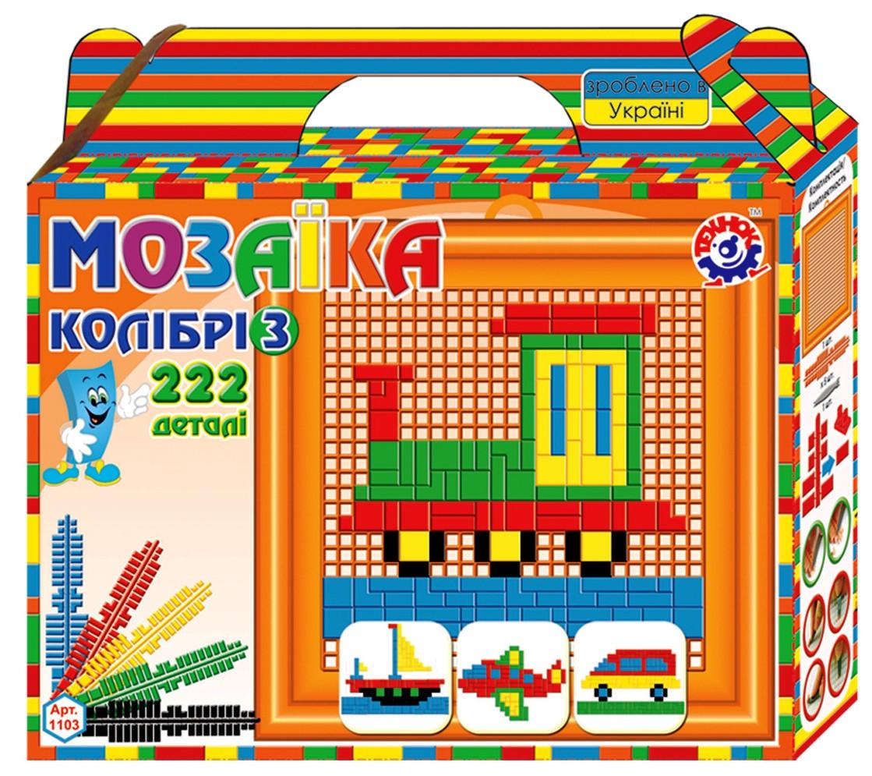 """Мозаика """"Колибри 3"""" (1103)"""