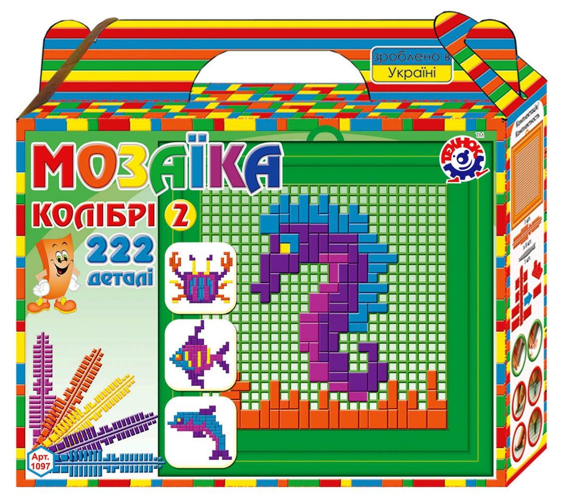 """Мозаика """"Колибри 2"""" (1097)"""