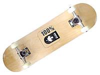 Скейтборд/скейт напівпрофесійний Canada II з алюмінієвої підвіскою