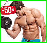 Muscleman - средство для наращивания мышечной массы (Мускул Мен), фото 2