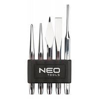 Набор инструментов NEO зубил и долот 5шт. * 1 уп. (33-060)