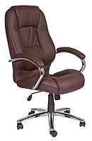 Крісло Надір НВ, кожзам коричневий (GRAND 710 PU BROWN)
