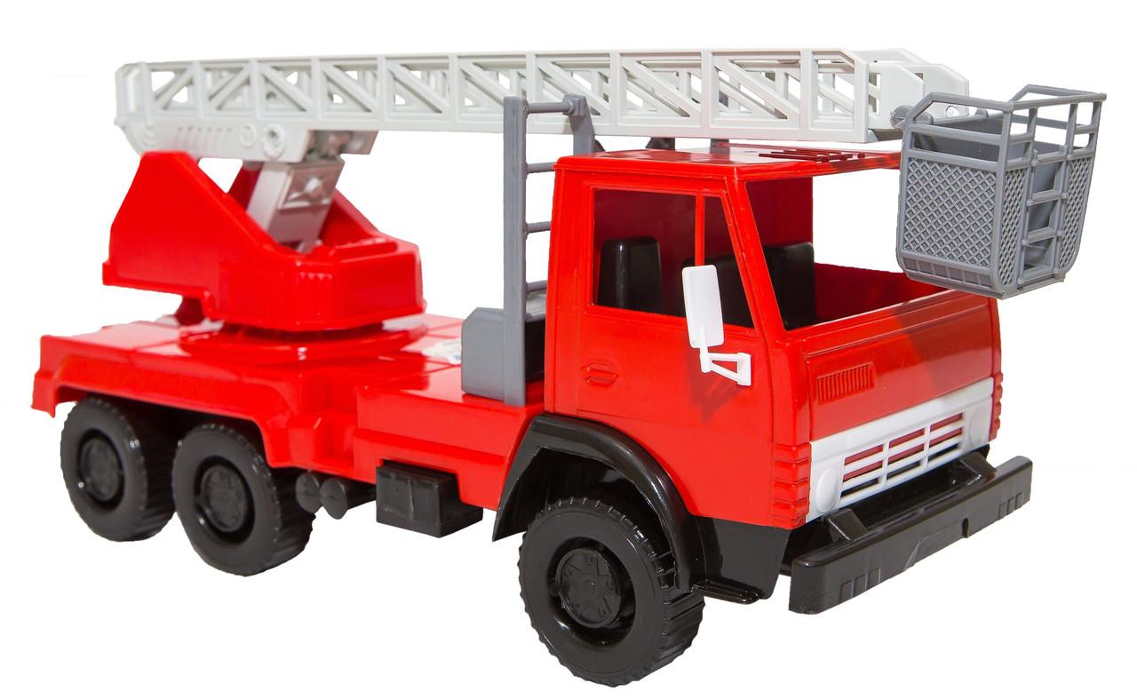 Машина Пожарная Х1 (290)