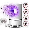 Лампа от комаров / электро ловушка для комаров/мошек - уничтожитель насекомых PHOTOCATALYSIS, фото 2