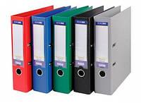 Папка-регистратор А4/5 см Economix E39720-03 красный (10 шт в уп.)