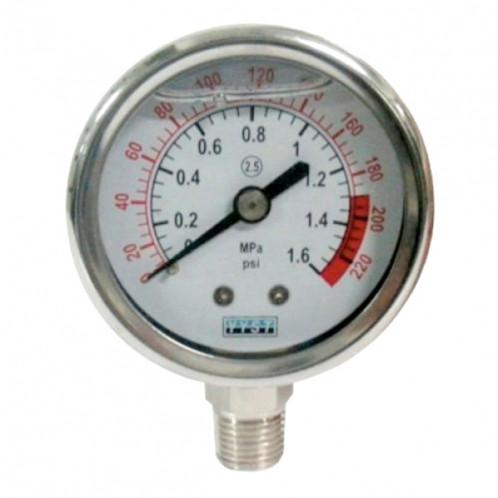 Watts F+R200 (MRP) манометр радіальний