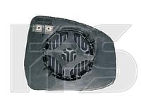 Вкладыш зеркала Ford Focus II (08-11) левый (FPS)