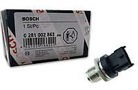 Датчик давления топлива Bosch 0 0281002863